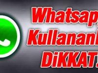 WhatsApp kullananlar dikkat! 7 Aralık itibariyle yasaklanacak