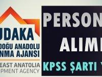 Kuzeydoğu Anadolu Kalkınma Ajansı 14 iyi maaşla kamu personeli alımı yapıyor