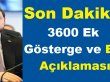 Son Dakika: Bakan Albayrak'tan 3600 Ek Gösterge ve EYT Açıklaması