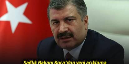 Türkiyedeki Coronavirüs sayısı 4 Nisan 2020