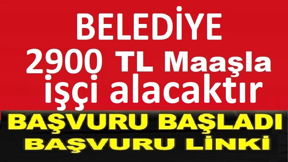 trabzon yomra belediyesi 3000 tl maasla